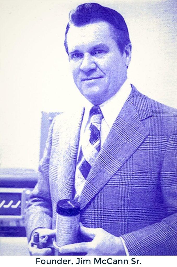 Founder, Jim McCann Sr.